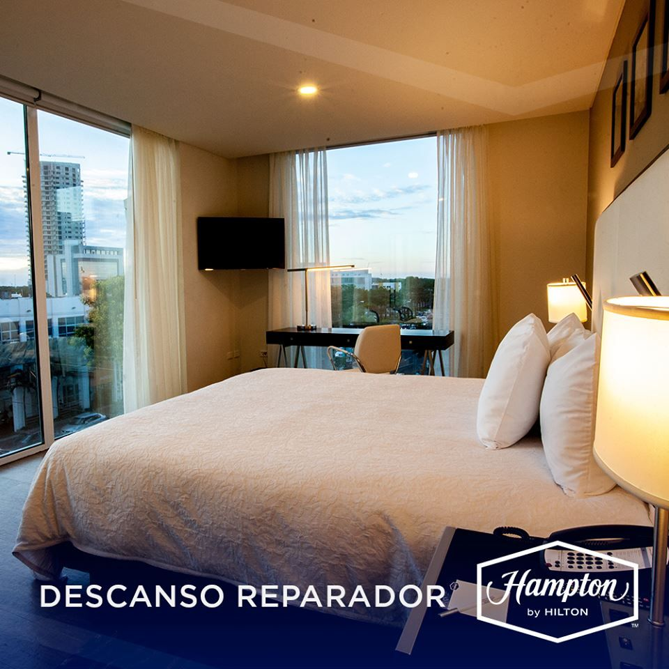 Hampton by Hilton Hotel